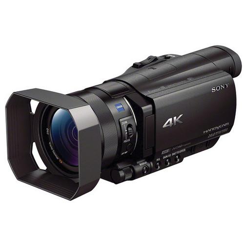 Sony FDR AX100 4K Ultra HD Camcorder 5