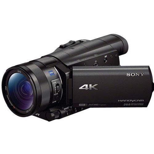 Sony FDR AX100 4K Ultra HD Camcorder 6