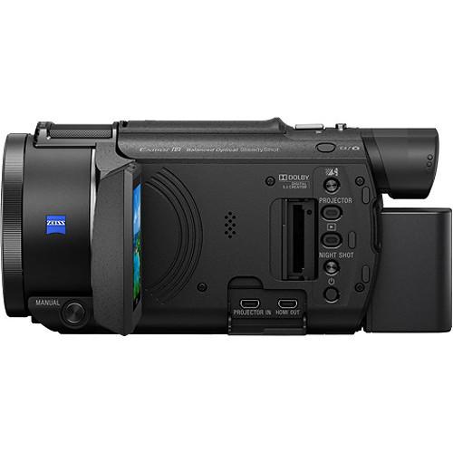 Sony FDR AXP55 4K Handycam 3