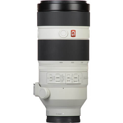 Sony FE 100 400mm f4.5 5.6 GM OSS Lens 1