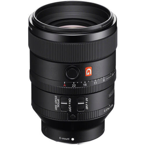 Sony FE 100mm f2.8 STF GM OSS Lens 2