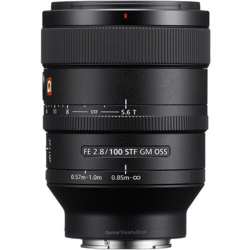 Sony FE 100mm f2.8 STF GM OSS Lens 3
