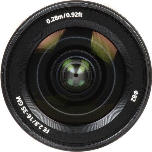 Sony FE 16 35mm f2.8 GM Lens 3