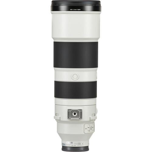 Sony FE 200 600mm f5.6 6.3 G OSS Lens1