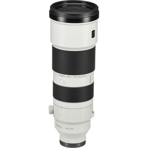 Sony FE 200 600mm f5.6 6.3 G OSS Lens3