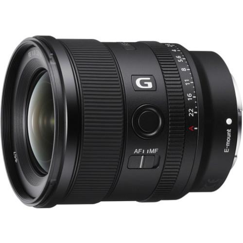 Sony FE 20mm f1.8 G Lens 2