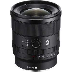 Sony FE 20mm f1.8 G Lens 3