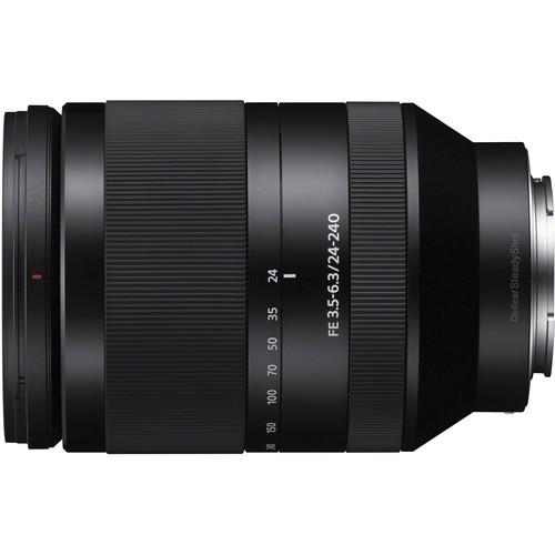 Sony FE 24 240mm f3.5 6.3 OSS Lens 3