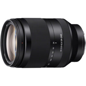 Sony FE 24 240mm f3.5 6.3 OSS Lens 4