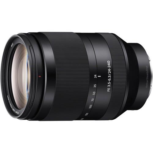 Sony FE 24 240mm f3.5 6.3 OSS Lens 4