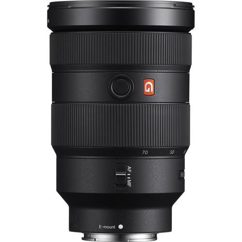 Sony FE 24 70mm f2.8 GM Lens 2