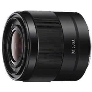 Sony FE 28mm f2 Lens 1