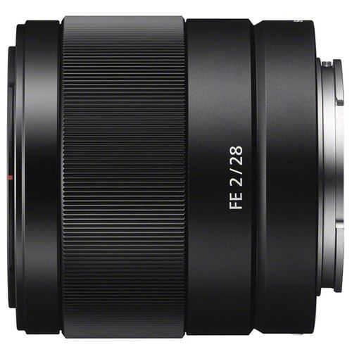 Sony FE 28mm f2 Lens 2