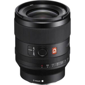 Sony FE 35mm f1.4 GM Lens 1