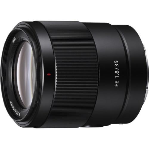 Sony FE 35mm f1.8 Lens 1