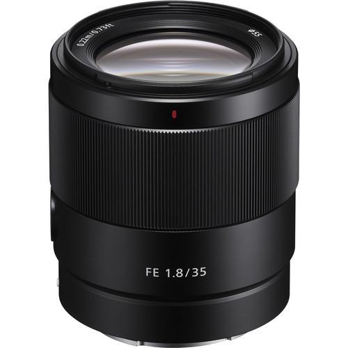 Sony FE 35mm f1.8 Lens 2