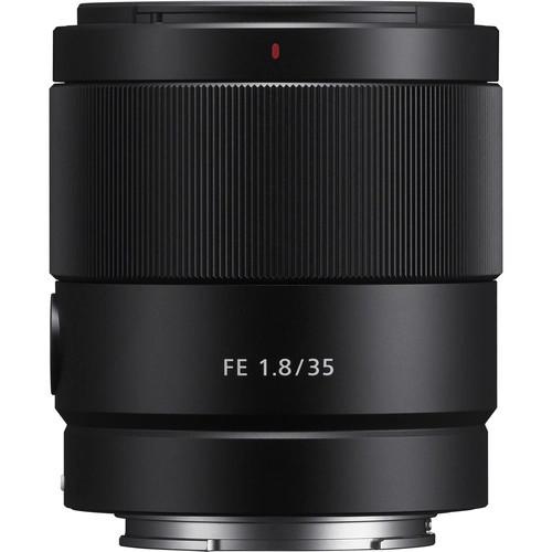 Sony FE 35mm f1.8 Lens 3