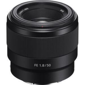 Sony FE 50mm f1.8 Lens 2