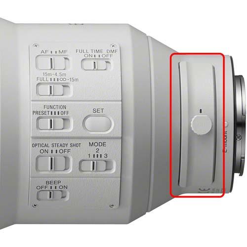 Sony FE 600 F4 GM Mirrorless FullFrame Lensa 6