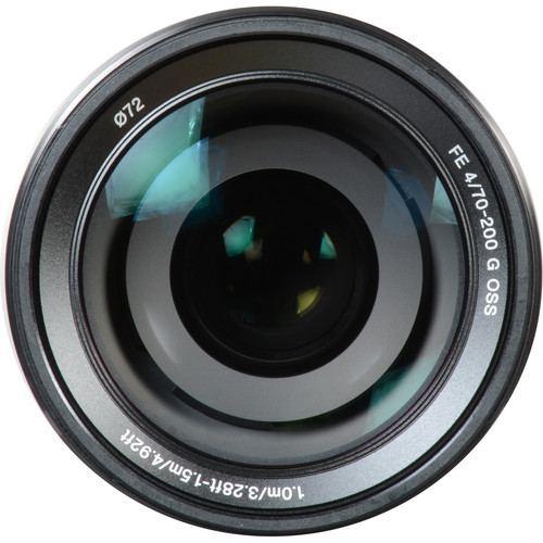 Sony FE 70 200mm f4 G OSS Lens 4