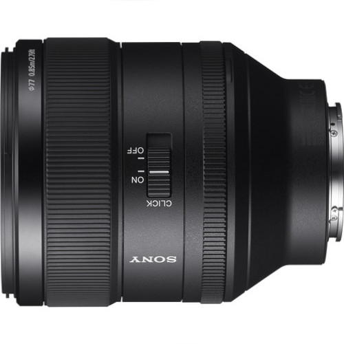Sony FE 85mm f1.4 GM Lens 1