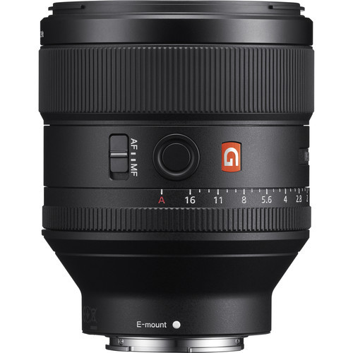Sony FE 85mm f1.4 GM Lens 3