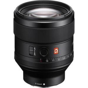 Sony FE 85mm f1.4 GM Lens 4