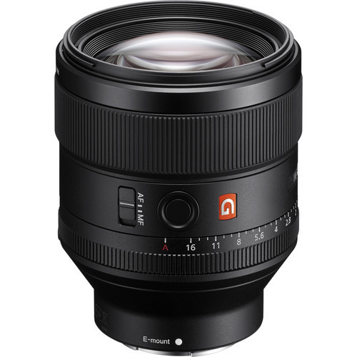 Sony FE 85mm f1.4 GM Lens 4