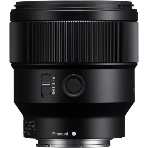 Sony FE 85mm f1.8 Lens 3