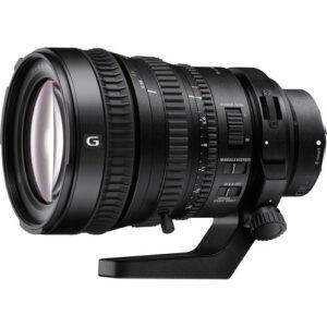 Sony FE PZ 28 135mm f4 G OSS Lens 1