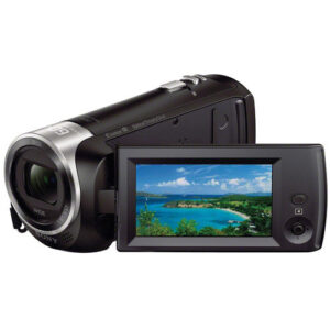 Sony HDR CX405 HD Handycam 1