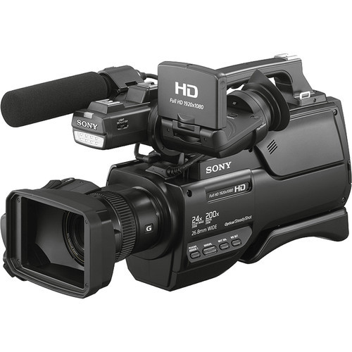 Sony HXR MC2500 Shoulder Mount AVCHD Camcorder 1