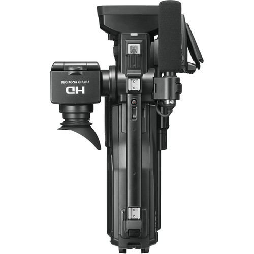 Sony HXR MC2500 Shoulder Mount AVCHD Camcorder 4