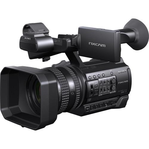 Sony HXR NX100 Full HD NXCAM Camcorder 1