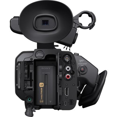 Sony HXR NX100 Full HD NXCAM Camcorder 5