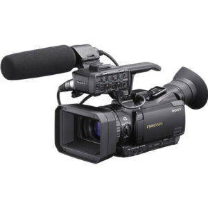 Sony HXR NX70 NXCAM Compact Camcorder 1