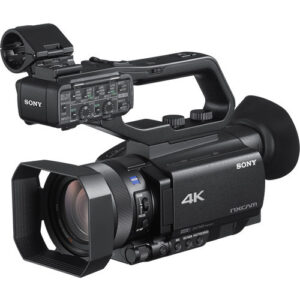 Sony HXR NX80 4K NXCAM Professional Camcorder 2