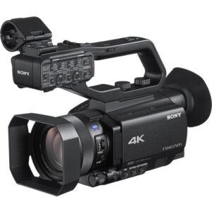 Sony HXR NX80 4K NXCAM Professional Camcorder 2