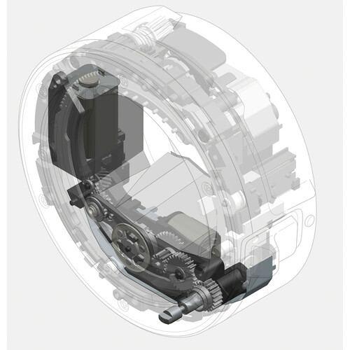 Sony LA EA5 A Mount to E Mount Adapter 4