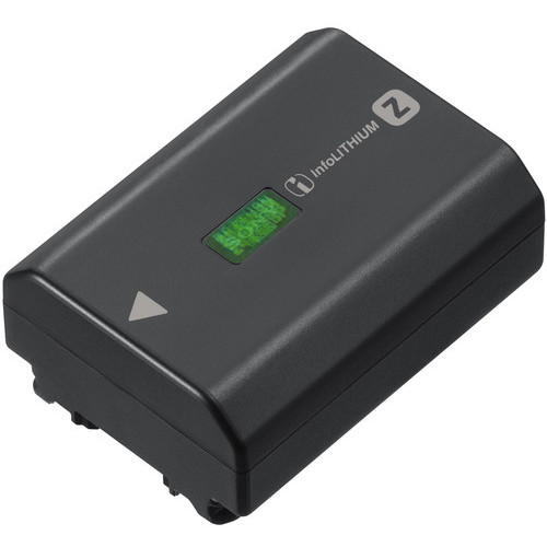 Sony NP FZ100 Rechargeable Lithium Ion Battery 2