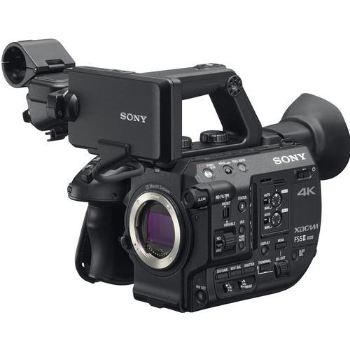 Sony PXW FS5M2 4K XDCAM 1