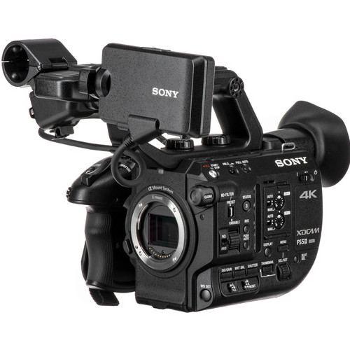 Sony PXW FS5M2 4K XDCAM 4