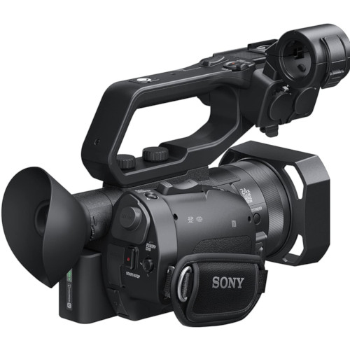 Sony PXW X70 Professional Hand Held Camcorder 4