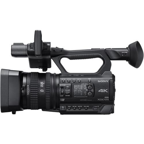 Sony PXW Z150 4K XDCAM Camcorder 3