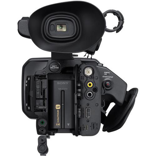 Sony PXW Z150 4K XDCAM Camcorder 5