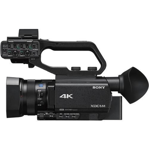 Sony PXW Z90V 4K HDR XDCAM Camcorder 3