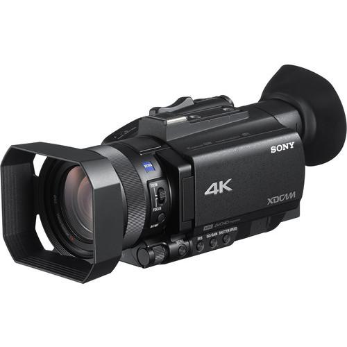 Sony PXW Z90V 4K HDR XDCAM Camcorder 5
