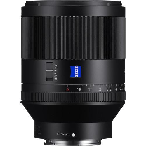 Sony Planar T FE 50mm f1.4 ZA Lens 3