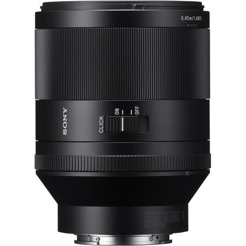 Sony Planar T FE 50mm f1.4 ZA Lens 4