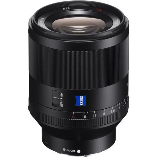 Sony Planar T FE 50mm f1.4 ZA Lens 5